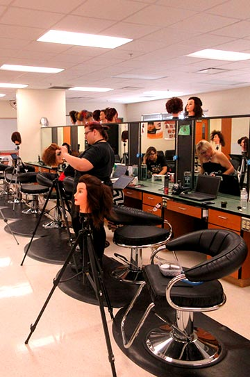 Cosmotology Hair Washing