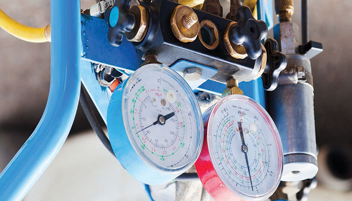 HVAC Tools to measure pressure